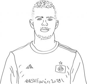 Rick van Drongelen, Hamburger SV, Saison 2018/2019, ©HSV Fanin 2018